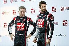 Formel 1: Grosjean & Magnussen verkünden Trennung von Haas F1