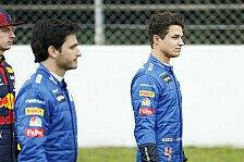 Formel 1, Machtkampf bei McLaren? Norris erwartet Sainz-Stress