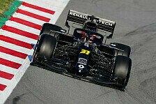 Formel 1, Test: Erste Ausfahrt des neuen 2020er Renault