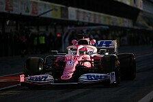 Formel 1, Testfahrten: Racing Point zeigt RP20 mit Mercedes-DNA