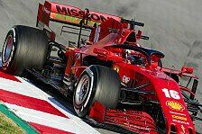 Vettel-Ersatz Leclerc nur Elfter: Neuer Ansatz bei Ferrari