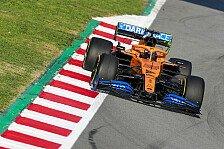 Formel-1-Tests: McLaren nur mit Basis-Auto, Groß-Update kommt