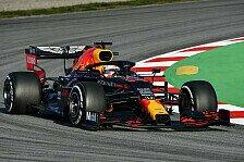 Max Verstappen trotz Dreher-Doppel: Red Bull überall schnell!