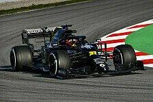 Formel 1 - Ocon: Mehr Grip denn je, brechen 2020 alle Rekorde!