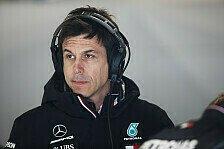 Formel 1, Zukunft von Toto Wolff: Interview wirft Fragen auf