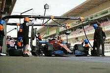 Formel 1, Folgen der Coronakrise: McLaren streicht 1200 Jobs