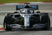 Formel 1 2020: Testfahrten in Barcelona - Mittwoch