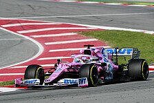 Formel 1, Perez verteidigt Mercedes-Kopie: Risiko lohnt sich