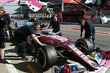 Formel 1 2020: Testfahrten in Barcelona - Donnerstag