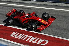 Formel 1 Ticker-Nachlese: Tag 2 vom Barcelona-Test