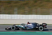 Formel 1 - Video: Formel 1 2020: Mercedes erklärt den neuen F1 W11