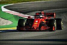 Formel 1 Ticker-Nachlese: Tag 3 der Barcelona-Testfahrten