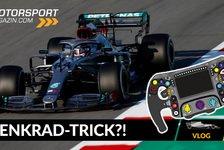Formel 1 - Video: Formel 1 2020, 2. Testtag: Rätsel um Mercedes Lenkrad-Trick
