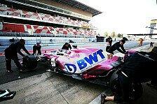 Formel 1, Racing Point kontert Haas: Können kein Auto bauen