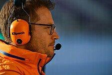 McLaren-Teamchef Seidl spricht Klartext: F1-Existenz in Gefahr