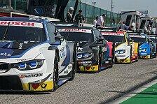 DTM 2020: BMW bleibt Team-Buchstabensalat treu