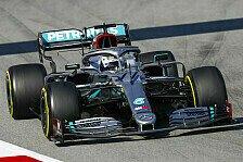 Formel 1 2020: Testfahrten in Barcelona - Freitag