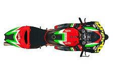MotoGP: Aprilia zeigt RS-GP im neuen Design für 2020