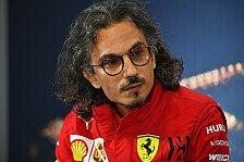 Formel 1, Ferrari: Maskenpflicht eine Herausforderung