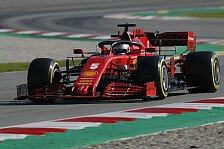 Formel 1 - Ferrari-Boss plötzlich Fan von Budget-Grenze