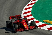 Formel 1: Sebastian Vettels Ferrari-Namen von Julie bis Lucilla