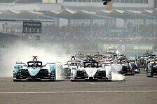 Formel E 2020: Jakarta-Rennen wegen Coronavirus abgesagt