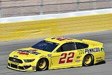 NASCAR Las Vegas 2020: Joey Logano wiederholt Vorjahressieg