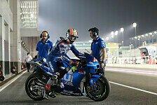 Nach MotoGP-Wintertests: Suzuki neue zweitstärkste Kraft