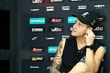 MotoGP - Quartararo sauer: Keine Track-Limits-Warnung erhalten