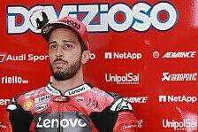 MotoGP - Dovizioso-Manager vor Aprilia-Test: Arbeiten für 2022