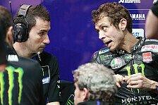 MotoGP Valencia: Schwieriges Comeback für Valentino Rossi