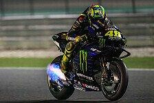 Yamaha glänzt bei MotoGP-Wintertests, aber Rossi als Sorgenkind