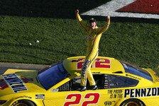 NASCAR 2020: Fotos Rennen 2 - Las Vegas Motor Speedway