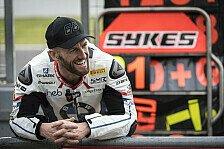 WSBK: Tom Sykes verlängert für 2021 mit BMW