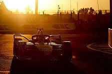 Formel E: Neuer Marrakesch-Zeitplan - Lange Nacht für Strategen