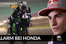 MotoGP - Video: MotoGP-Testanalyse: Honda in Problemen, wird Marquez gestürzt?