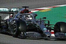 Formel-1-Start 2020: Mercedes will sofort Upgrades zünden