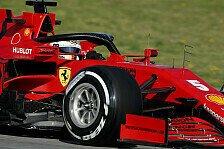 Formel 1, Ferrari: Hatten schon früher über DAS nachgedacht