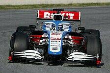 Formel 1: Dritter Mercedes-Motorschaden wirft Williams zurück