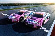 BWT Mücke Motorsport mit zwei Audi R8 LMS im ADAC GT Masters