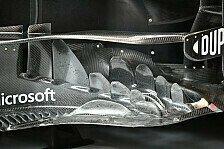 Formel 1 2020: Testfahrten in Barcelona - Technik