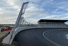 Formel 1 Zandvoort 2020: Erste Bilder der finalen Steilkurven