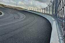 Formel 1: Bauarbeiten am Circuit Park Zandvoort