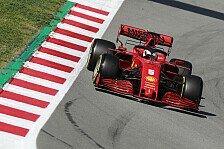 Formel 1 Testfahrten, Ferrari: Schlechte Pace nur Bluff?