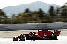 Formel 1, Vettel vom Wetter ausgebremst: Hoffen auf Leclerc
