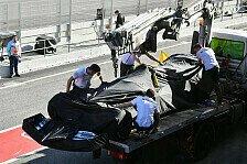 Formel 1 Testfahrten: Fünfter Mercedes-Defekt stoppt Hamilton
