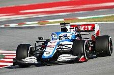 Formel 1 2020: Russell: Williams immer noch am Ende des Feldes