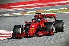 Formel 1: Ferrari baut SF1000 komplett um - aber erst in Ungarn