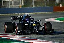 Formel 1: Renault in Österreich mit Dreifach-Update