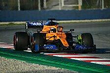 Formel 1: McLaren hadert mit Racing-Point-Erklärung